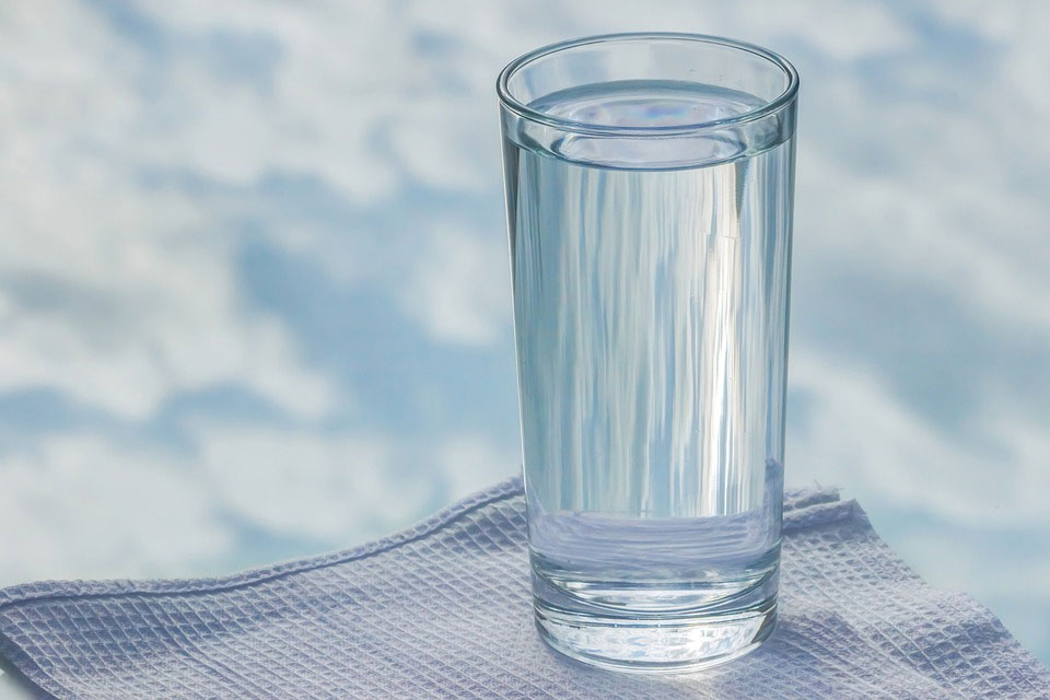 Benefits of Having 8 Glasses of Water A Day