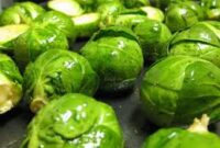 4 Health Benefits of Brussels Sprouts