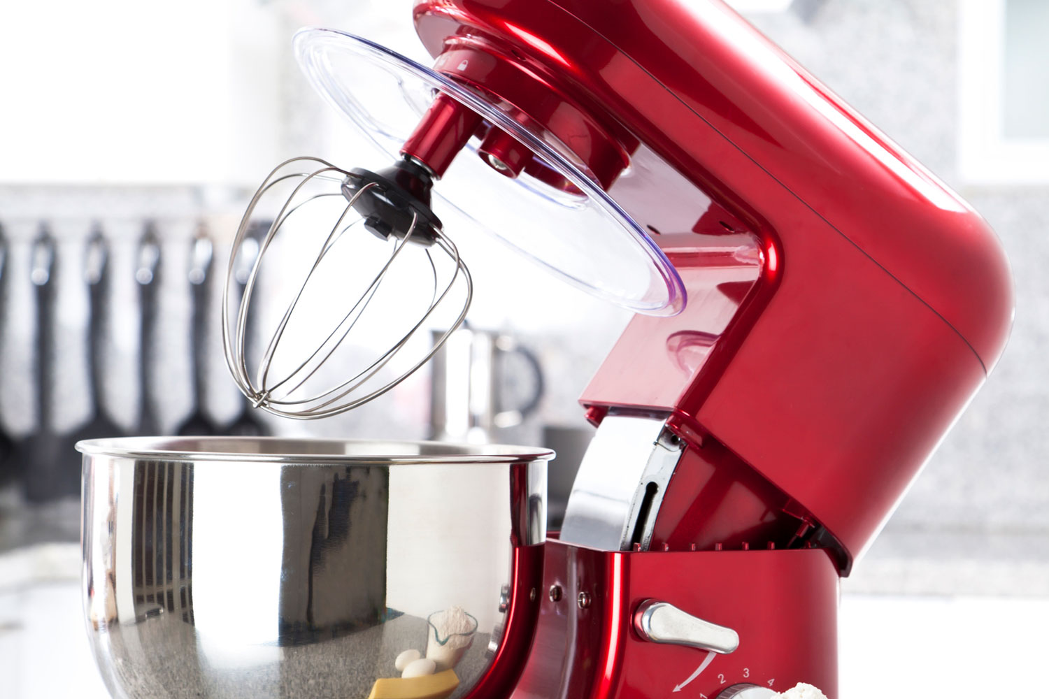 Can You Fold In With A Kitchenaid Mixer?