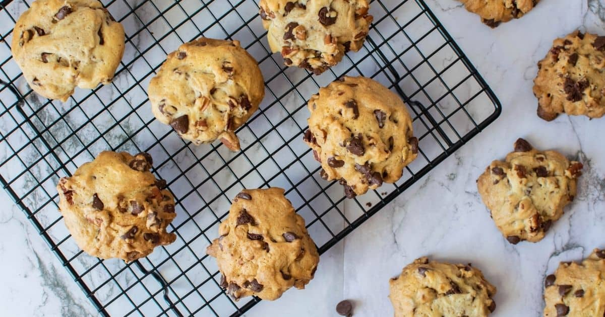 Chocolate chip cookies with out brown sugar
