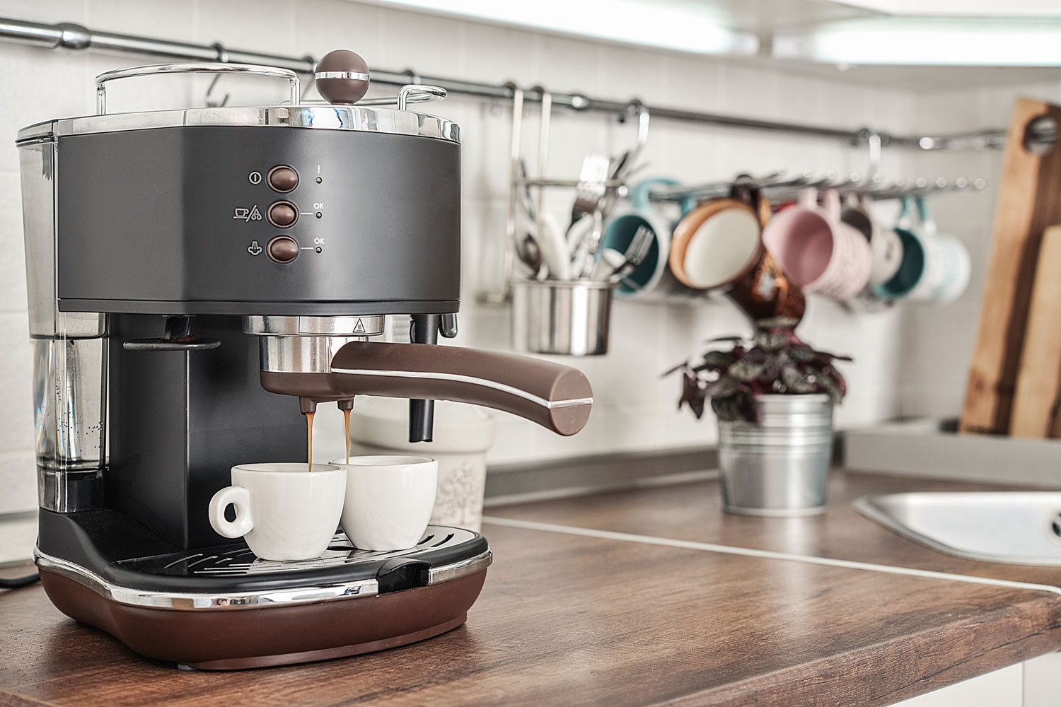 How Sizzling Does Water In A Espresso Machine Get?