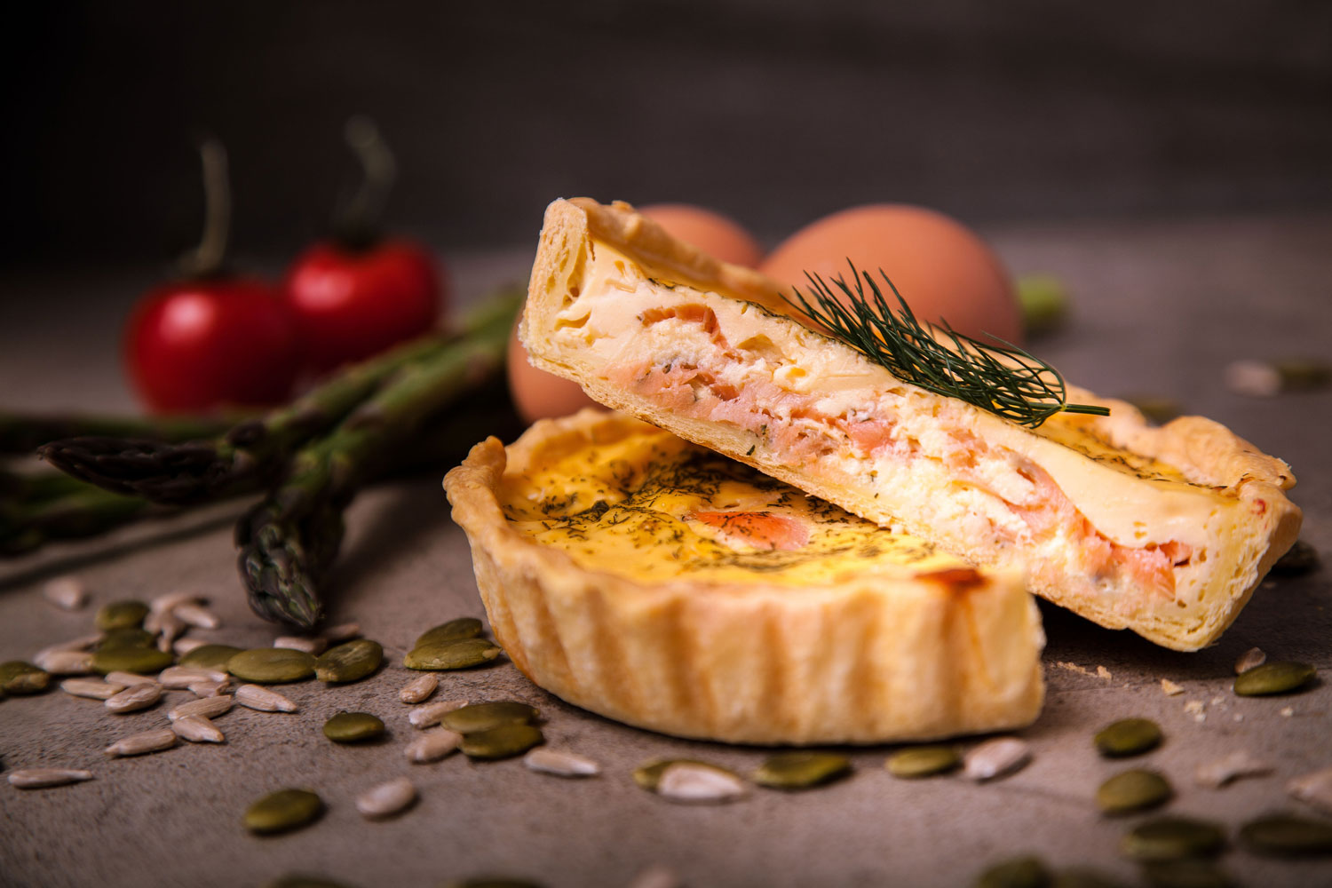 What Can I Substitute For Milk In Quiche?