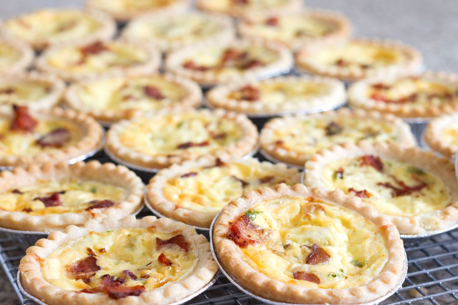 What Do You Serve With Quiche?