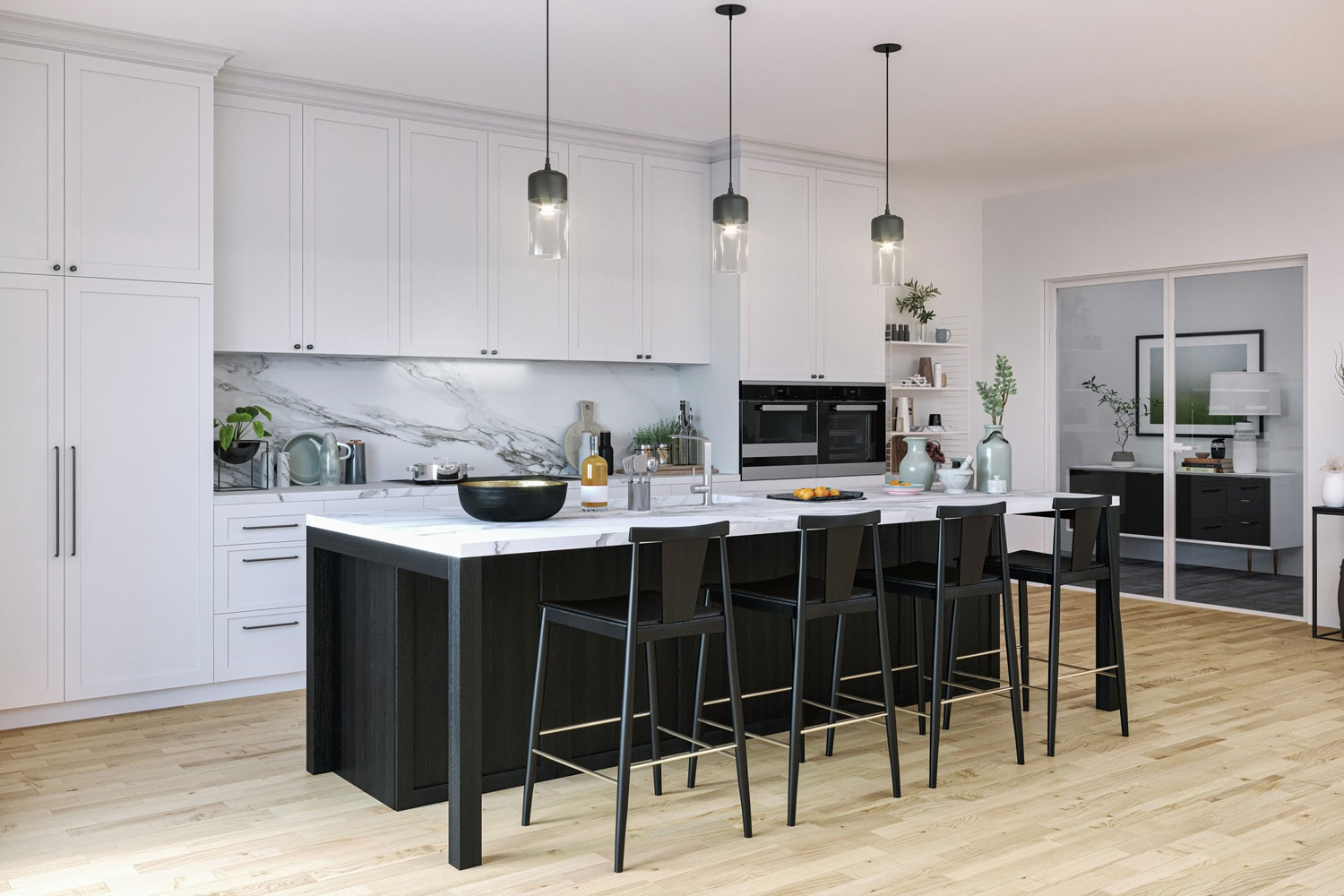 How Tall Is A Kitchen Island? [Dimensions Explored]