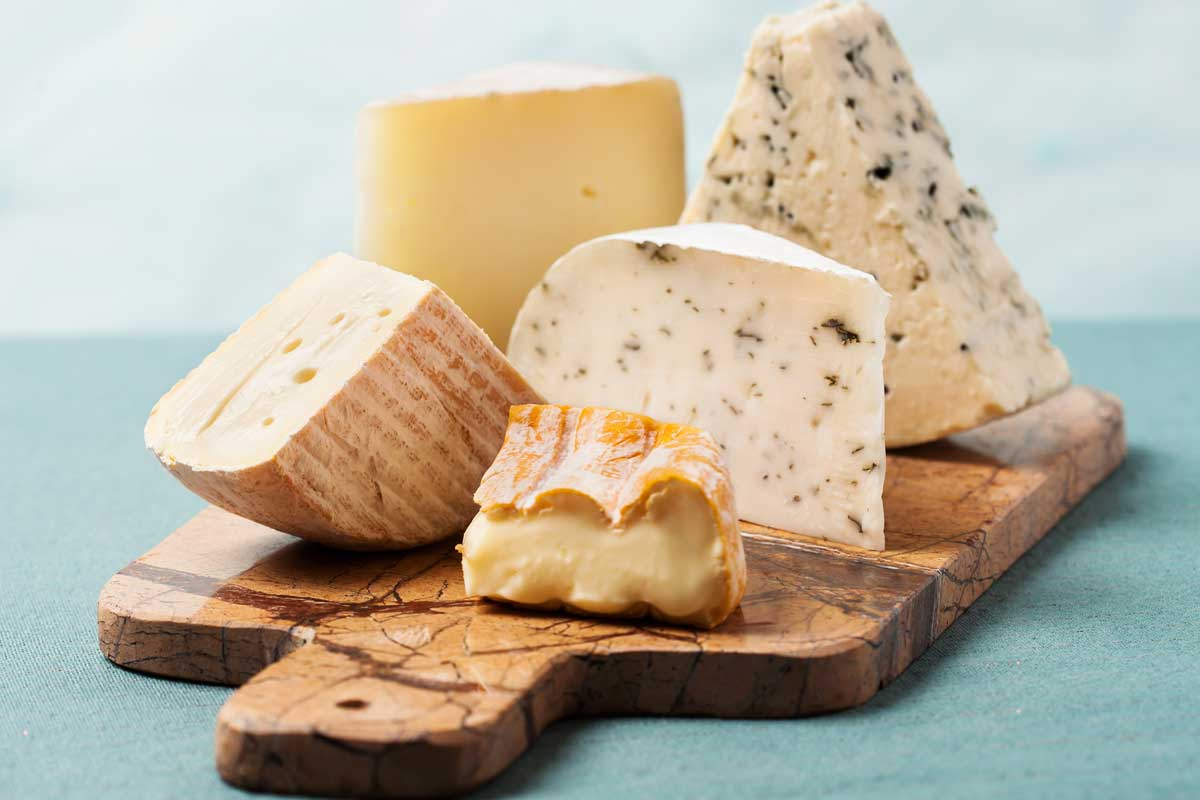 Is A Cheese Board A Starter Or Dessert?