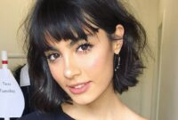 +25 Bangs For Face Form » Quick Haircuts Fashions
