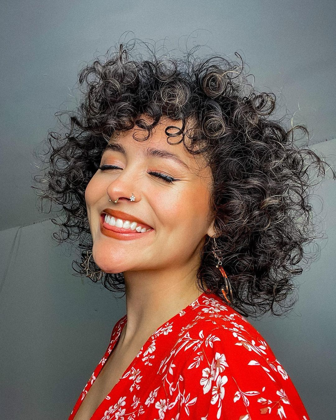 +26 Stunning Coiffure For Quick Curly Hair » Quick Haircuts Fashions