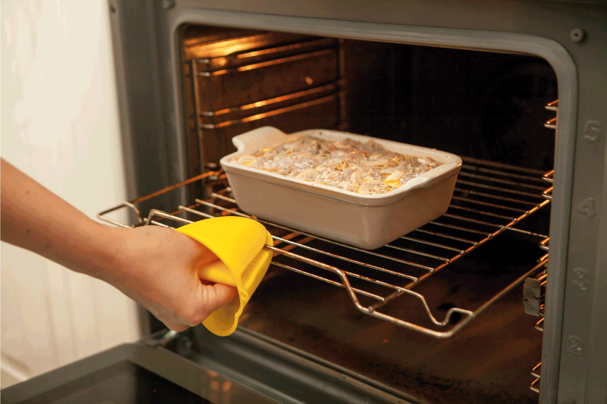 Are Silicone Oven Mitts Higher?