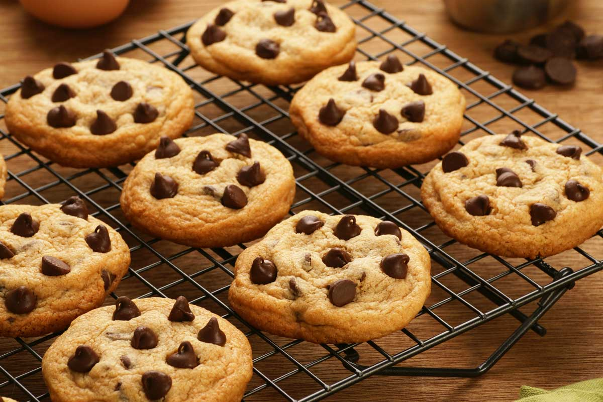 How Large Of Chocolate Chip Cookies To Make?
