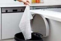 How To Maintain Your Kitchen Trash Can From Sliding On The Flooring