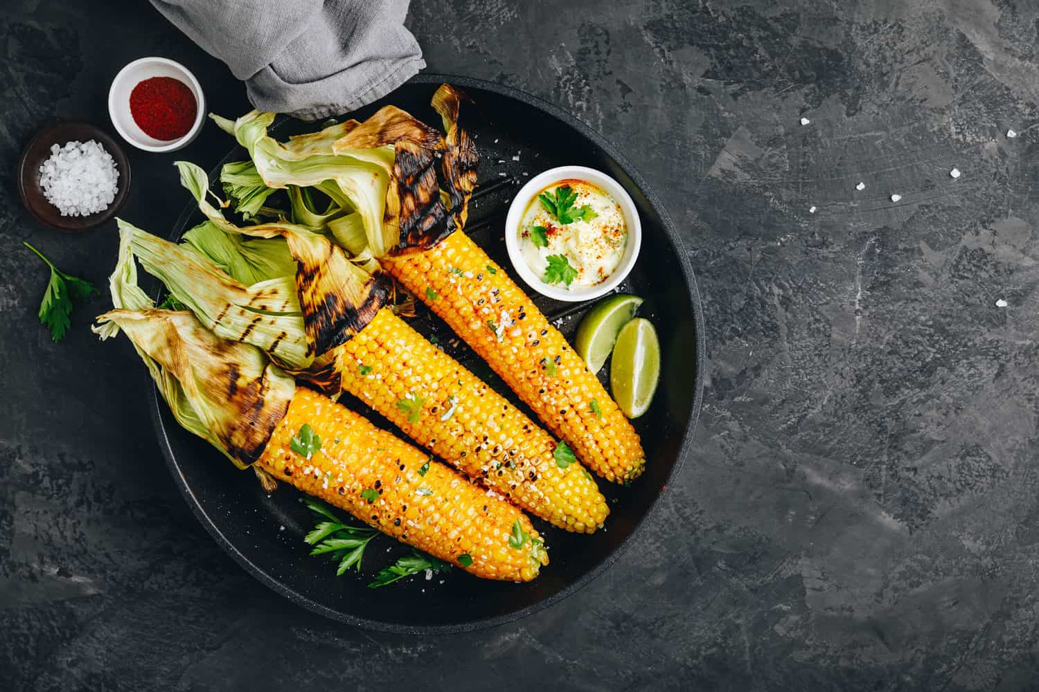 Is It Higher To Grill Corn With Or With out The Husk?