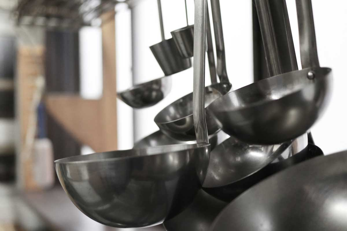 What Measurement Ought to A Ladle Be?