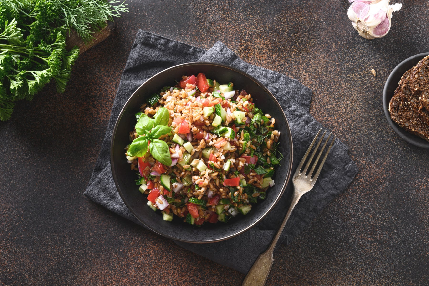 15 Greatest Summer time Salad Recipe Concepts