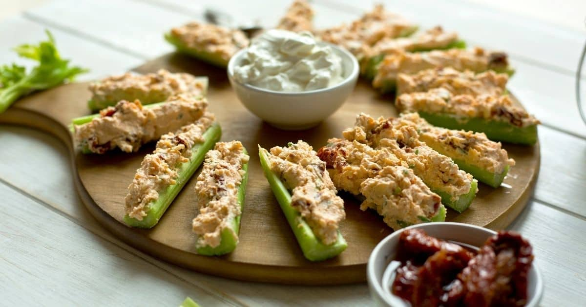 13 Celery Appetizers That Will Make Everybody Smile