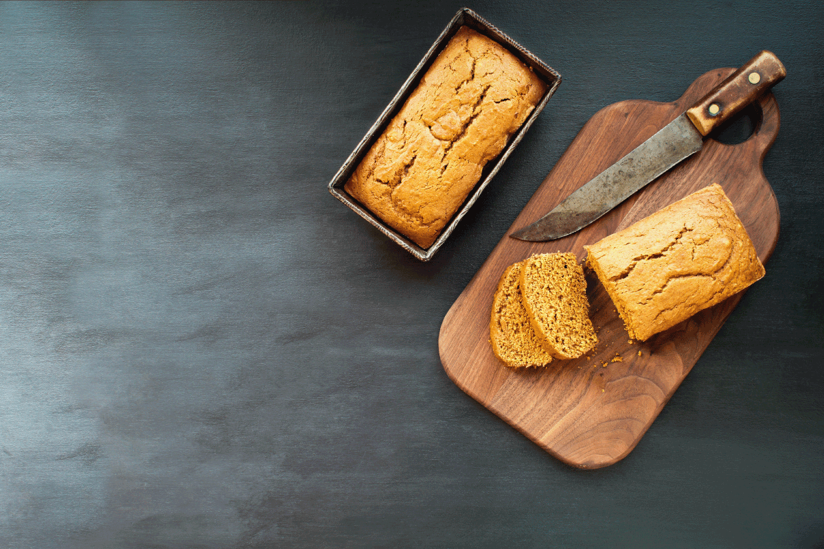 Can You Bake A Cake In A Loaf Pan?