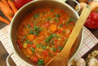 9 Wholesome Vegan Cabbage Soup Recipes